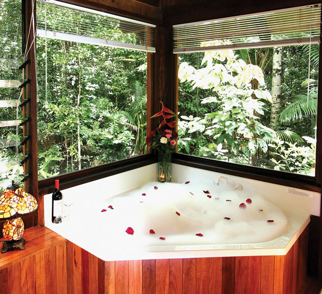 Queensland - best treehouse holidays
