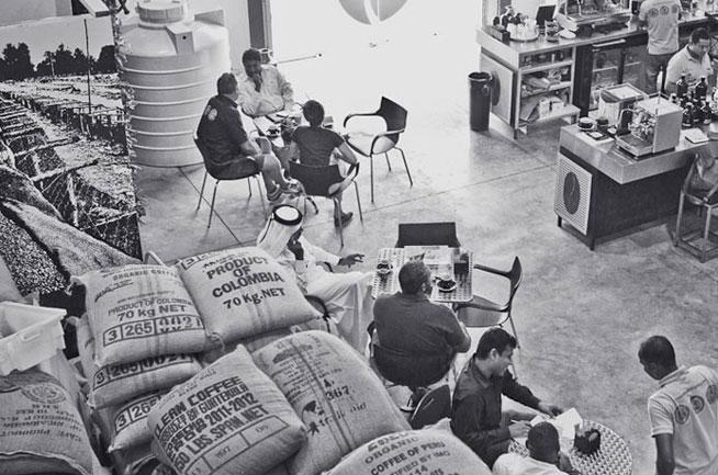 Raw Coffee Company - Al Quoz, Dubai