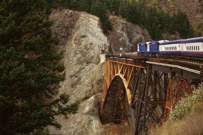 Rocky Mountineer, Canada - great rail journeys