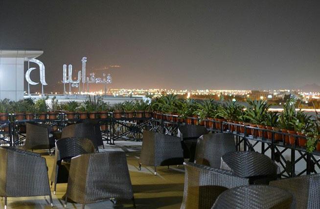 Sky5 Terrace, Al Ain