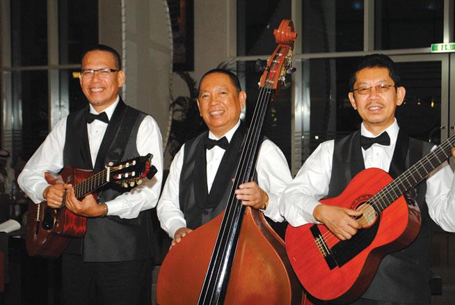 The Trio Band