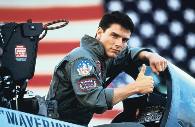Top Gun - retro bars, clubs, restaurants and activities in Dubai