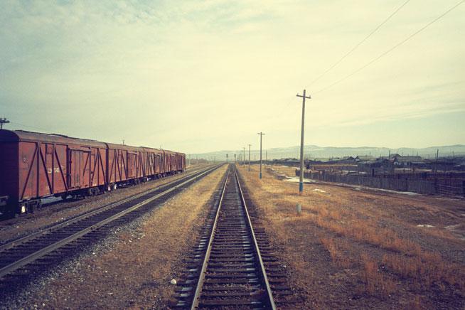 Trans-Siberian - great rail journeys