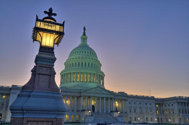 Washington DC - great American cities