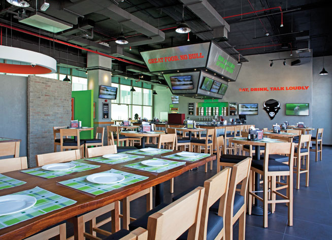 Wings And Rings DIFC