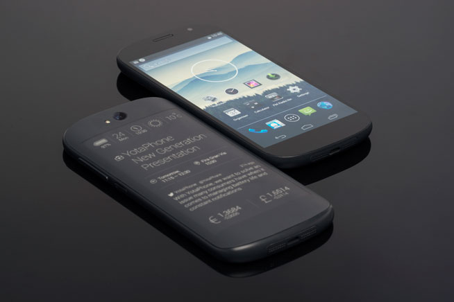 Yotaphone from Jumbo Electronics