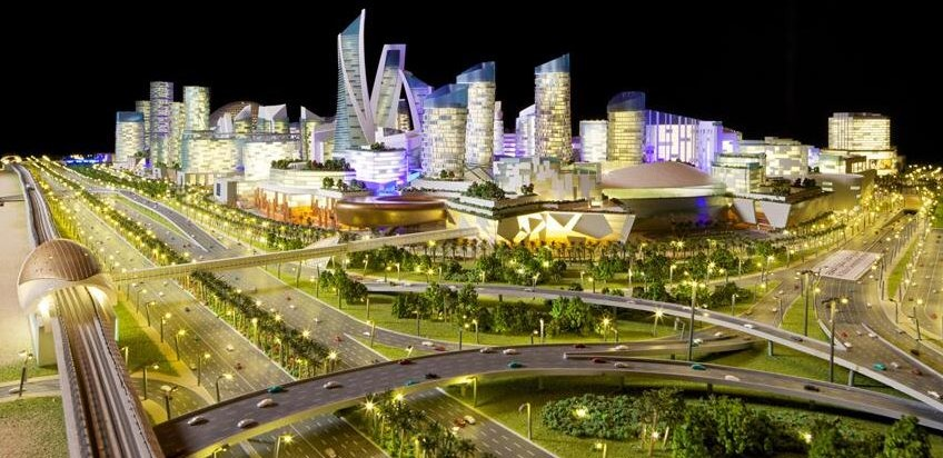 Mall of the World, Dubai's new mega project
