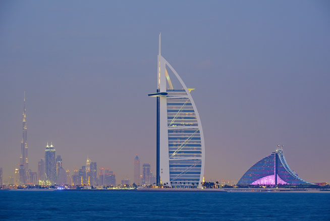 Burj Al Arab - 'Best Of The Burj' package