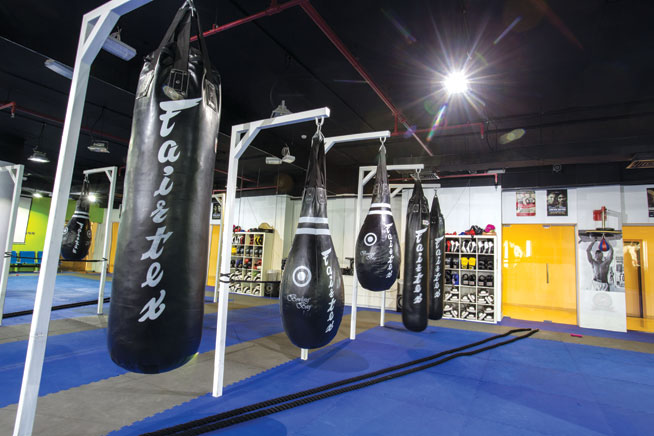 Boxing gyms in Dubai, tried and tested - Fit Boys Gym