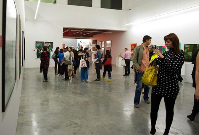 Galleries Night, Alserkal Avenue, Al Quoz