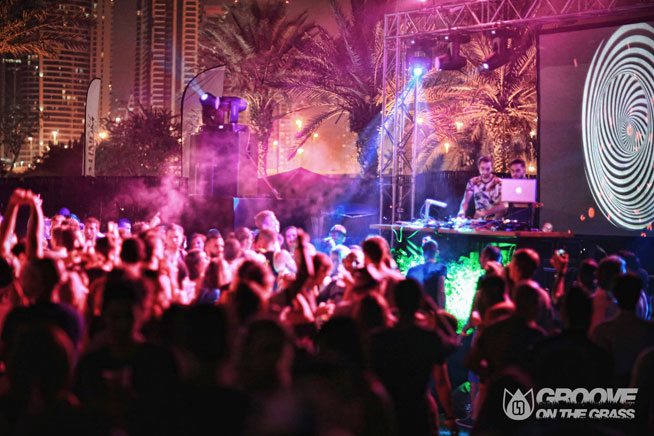 G is for Groove on the  Grass: Things to do in Dubai - an alternative A-Z
