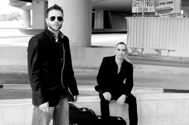 Jet Lag - local Dubai band