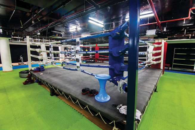 Boxing gyms in Dubai, tried and tested - KO Boxing Gym