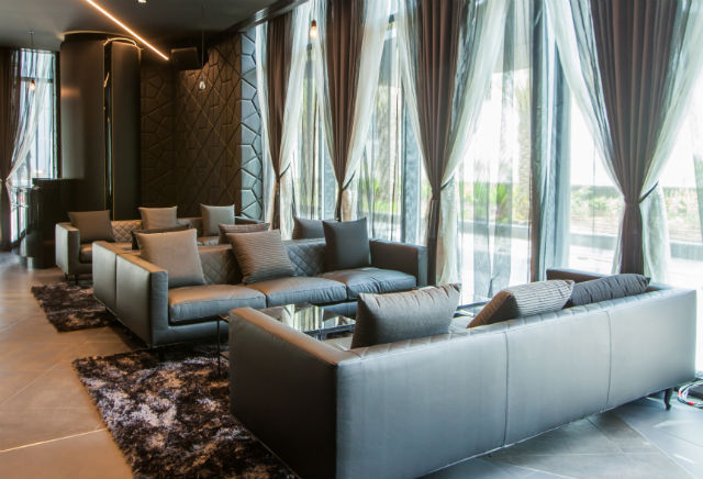 Lounge area - Cle Dubai