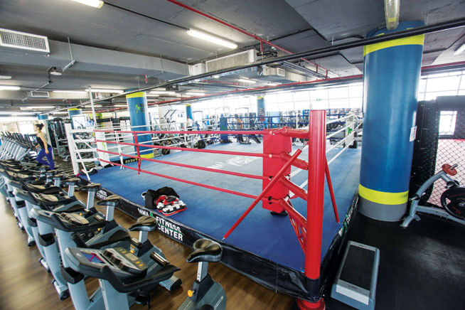 Boxing gyms in Dubai, tried and tested - MMA Fitness Centre