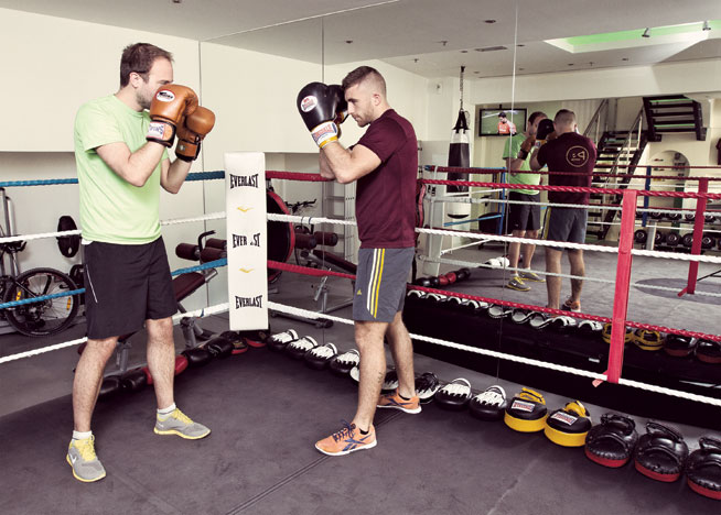 Boxing gyms in Dubai, tried and tested - Platform 3