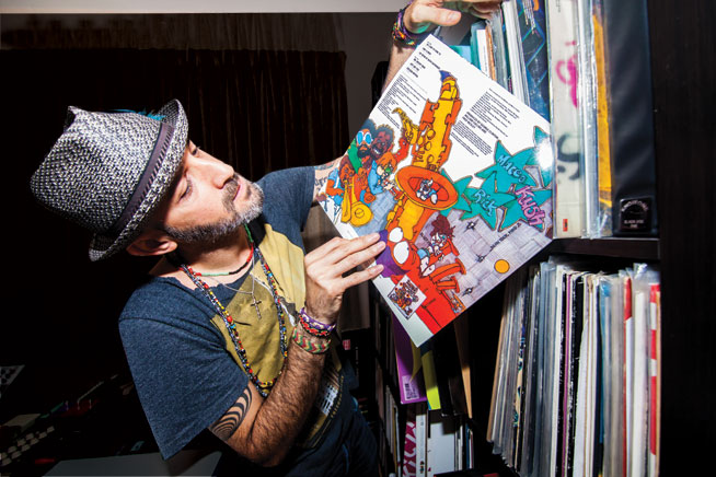 Record store in Dubai to open, with Shadi Megallaa