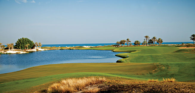 Saadiyat Golf Course
