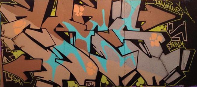 Style Master - graffiti in Dubai