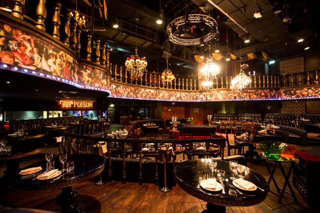 The Act Dubai, Shangri-La Hotel, Dubai