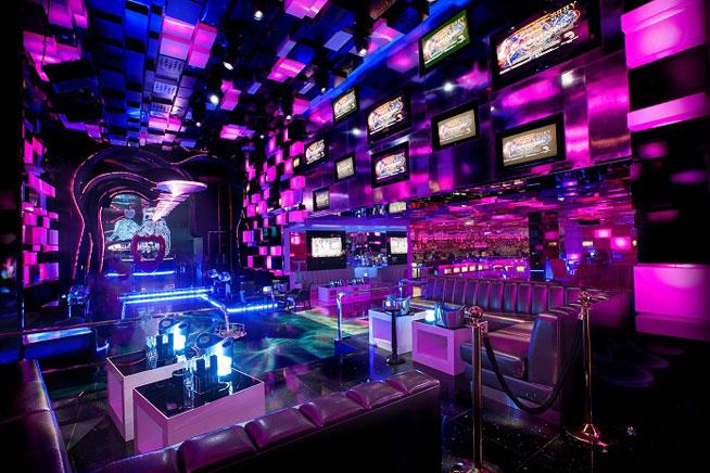 The Chameleon Club Dubai
