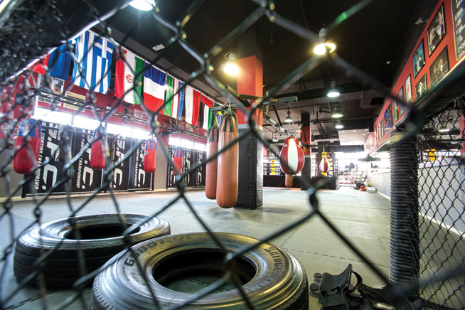 Boxing gyms in Dubai, tried and tested - The Champion Club