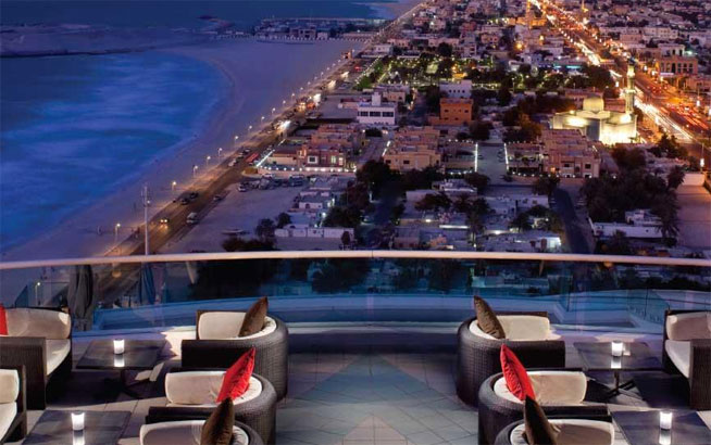 U is for Uptown Bar: Things to do in Dubai - an alternative A-Z