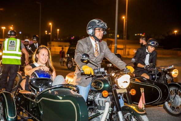 The Distinguished Gentleman's Ride 2014