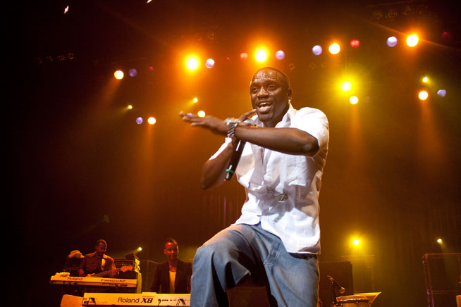 Akon to perform at Cavalli Club