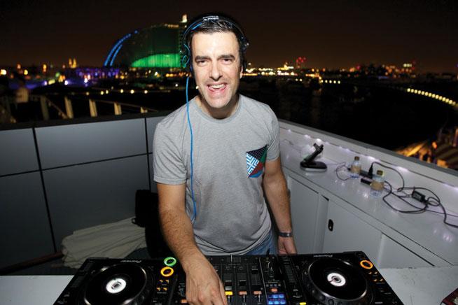 Underground nightlife in Dubai - Audio Tonic