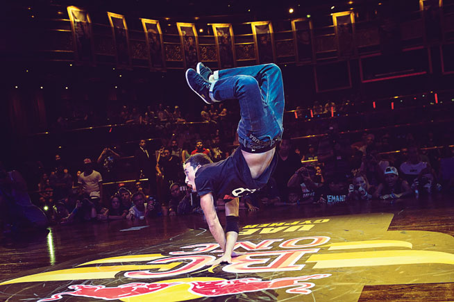 Breakdancing in Dubai - meet UAE champion B-Boy Peppa