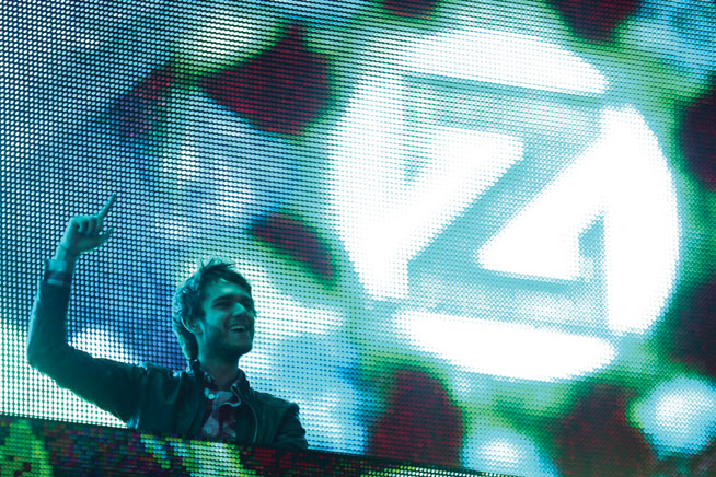 DJ Zedd will be playing in Dubai at Zero Gravity