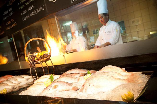 Fish Bazaar, Habtoor Grand, Dubai Marina
