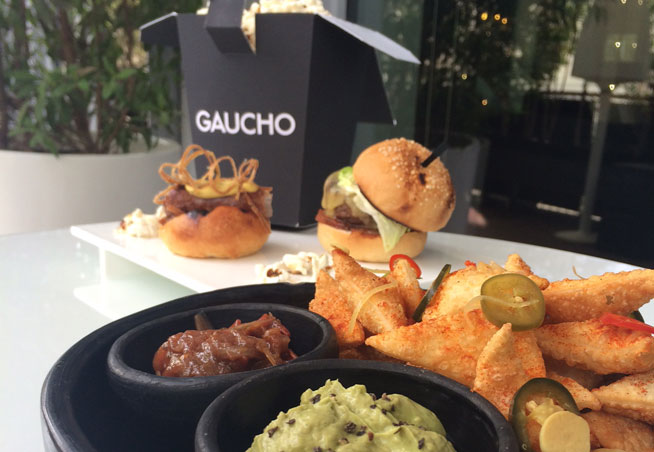 Gaucho cinema nights -review