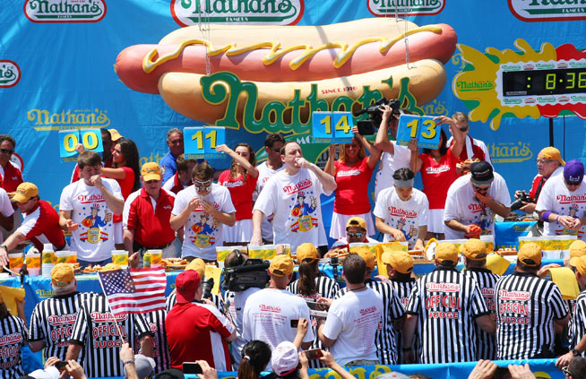 Hotdog eating competition to be staged at Claw BBQ