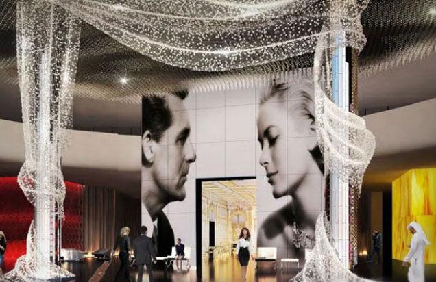 Inside the new Paramount Hotel Dubai Downtown