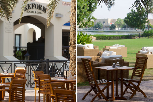 Reform Social and Grill brunch - new brunches in Dubai