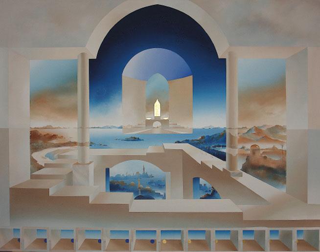 Swiss Art Gate - things to do in Abu Dhabi