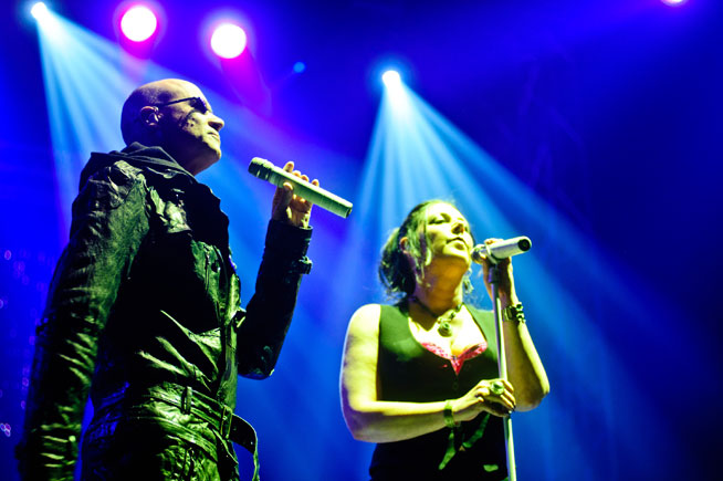 The Human League to perform in Dubai