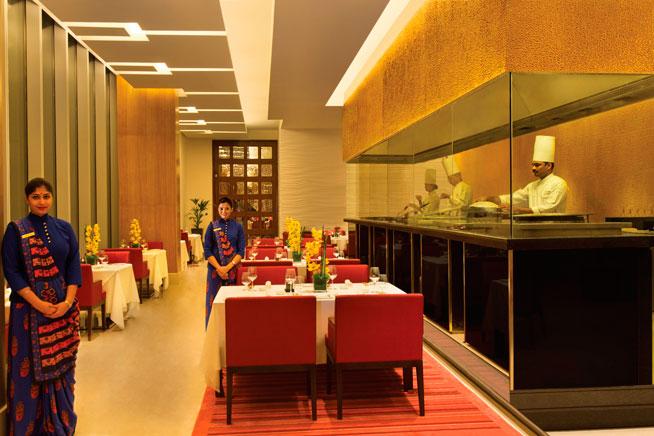 The Oberoi, Business Bay - restaurant week - Ananta