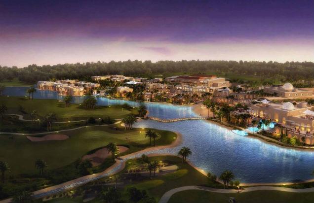 Trump World Golf Club Dubai