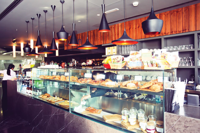 Urban Bistro brunch - new brunches in Dubai