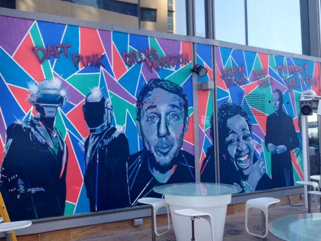 Wall of Fame, Media One Hotel, Dek On 8