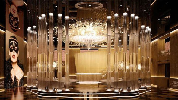 Paramount Hotel Dubai, Downtown