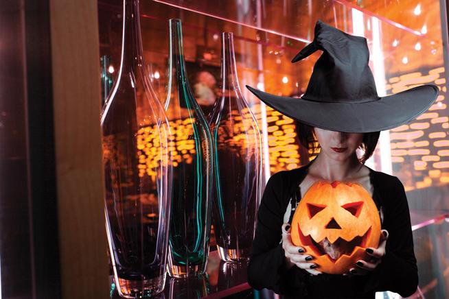 Al Ain Rotana Halloween details