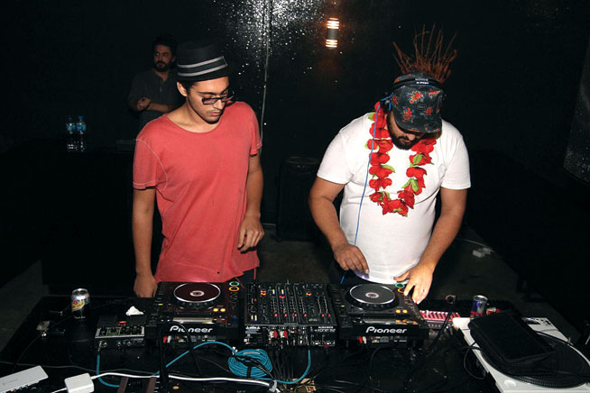 Analog Room are part of Party In The Park's Hype Clubhouse