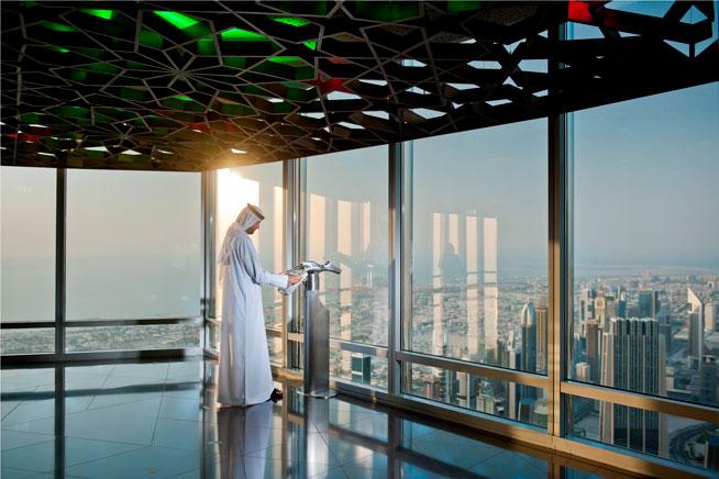 Burj Khalifa opens At The Top Sky