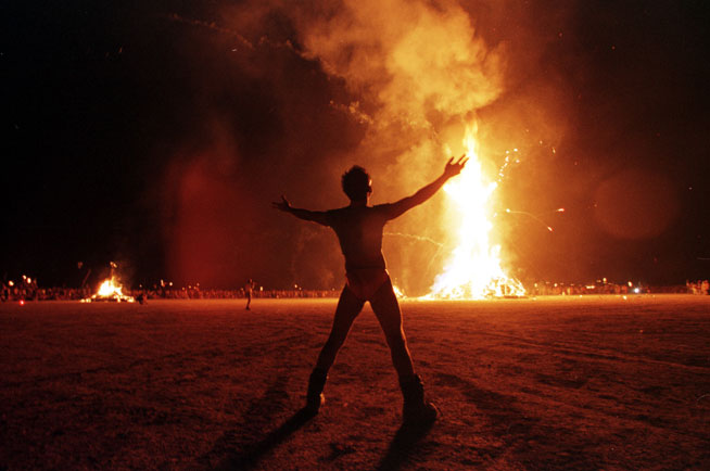 Blue Marlin Ibiza UAE to host Burning Man inspired party, Burning Beach