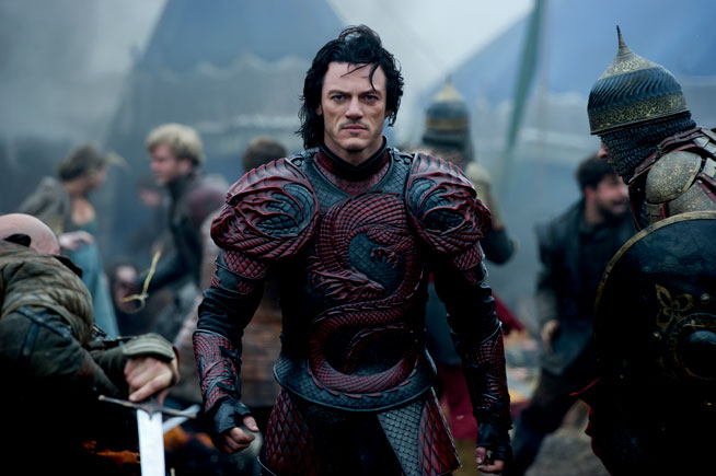 Dracula Untold, trailer and review