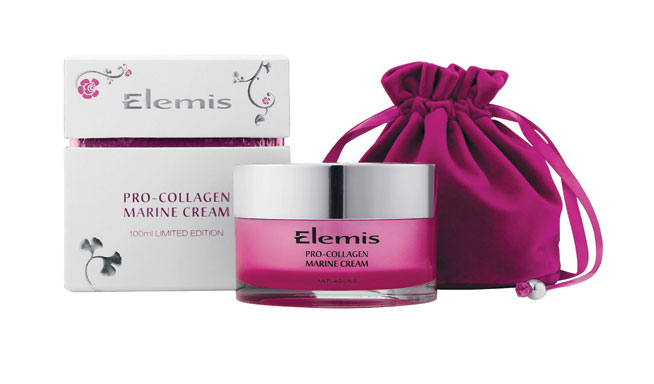 Elemis product launch for Breast Cancer Awareness Month in Dubai
